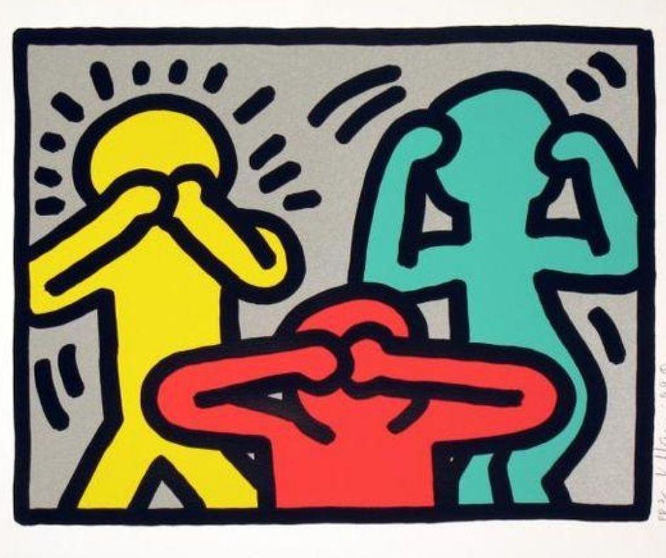 Taller Keith Haring